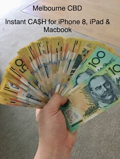Wanted: Be$$T Ca$H Paid for iPhone 8, iPhone 8 plus, iPad and Macbook