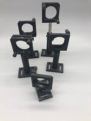 Thorlabs Mirror Mounts Posts And Bases 5qty. 0408-4