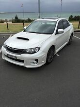 2013 Subaru WRX Premium Fully Optioned Factory Genuine Extras Sydney City Inner Sydney Preview