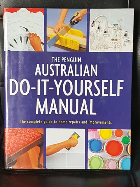 The penguin australian do it yourself manual nonfiction books the penguin australian do it yourself manual nonfiction books gumtree australia geelong city waurn ponds 1178384788 solutioingenieria Gallery