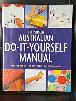Garden house garden book nonfiction books gumtree australia the penguin australian do it yourself manual solutioingenieria Gallery