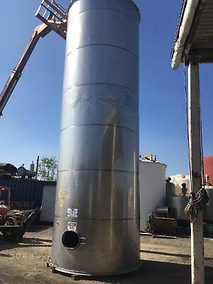 10000 Gallon Stainless Steel Tank