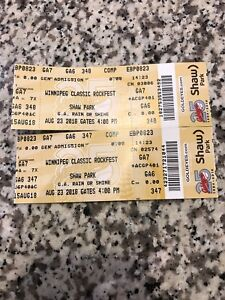 Classic Rock Tickets