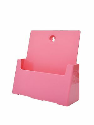 Pink 8.5 X 11 Countertop Brochure Holder Avon Mary Kay