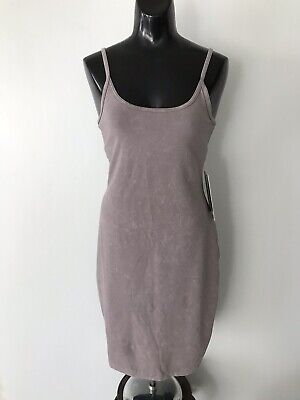 LULULEMON Inner Glow Dress Color Washed Half Moon Size 6 NEW w/Tags $128