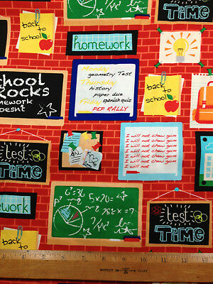 School Kids Classroom Kinder Brick Boards Learning 15