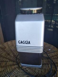 coffee grinder Gaggia