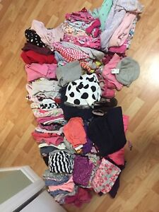 Lot of 18-24month/2T girl clothes