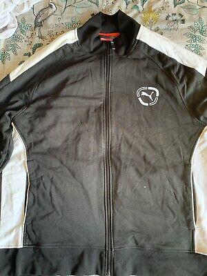Puma Men's Vintage Track Jacket Size XXL