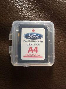 Ford A4 Nav SD Card