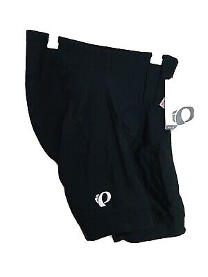 PEARL IZUMI W PURSUIT ATTACK CYCLING SHORTS MEN BLACK PADDED Sz XL