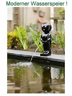 Gargoyle Manneken Pis Pond Figure Garden Figure Pond Garden Fountain Boxed