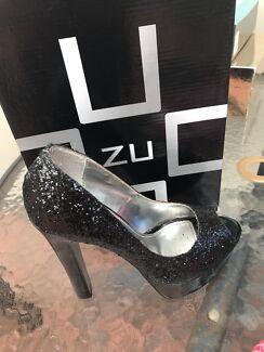ZU Shoes  Clitter /Black