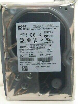 3TB Hitachi HGST HUS724030ALS641 7200RPM 3.5