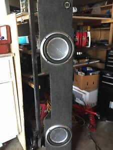 Chevy/ gmc subs/box