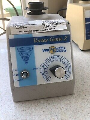 Scientific Industries Vortex Genie 2 Model G-560 120 V