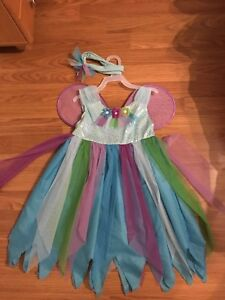 Fairy Costume - size 5/6