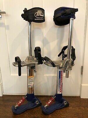 Marshalltown Skywalker 2.0 Drywall Stilts 18-30 Sw218