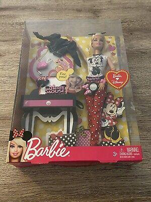 Barbie Loves Disney | Minnie Mouse Fashion | MATTEL | BCB18