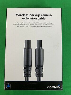 New, Garmin Wireless Backup Camera Extension Cable for BC 30 & 20