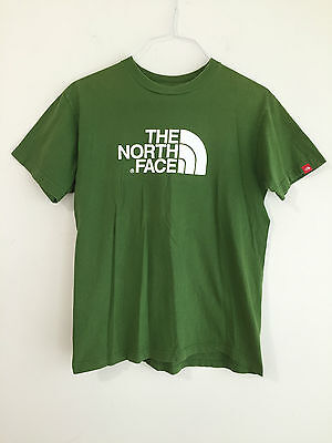 The North Face T-Shirt Olive Green Size S