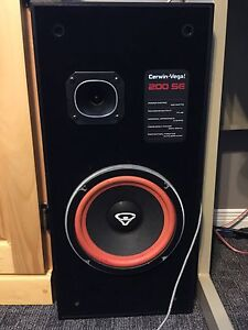Cerwin- vega speakers