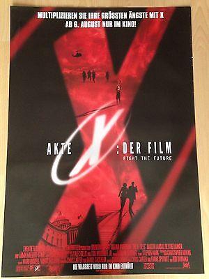 Akte X Der Film Kinoplakat Filmplakat A1 Poster