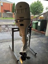 EVINRUDE 135 OiL INJECTED FUEL INJECTED Roxburgh Park Hume Area Preview