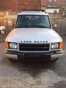 2001 Land Rover Discovery, needs to go NOW!