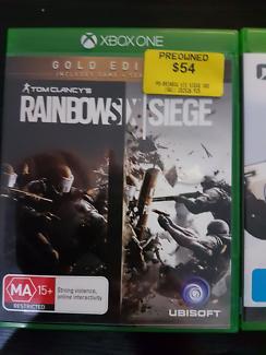 Rainbow Six Siege - Xbox One game