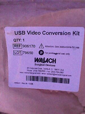 Usb Video Conversionwallach Surgicalnewcolposcope Ref-906170capture Software