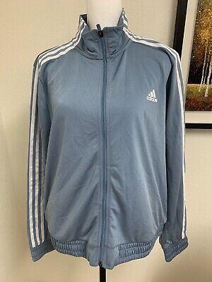 NWT ADIDAS Women's Essentials Track Jacket X-Large Raw Green Color