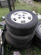 1985 nissan z31 300zx alloy wheels Thagoona Ipswich City Preview