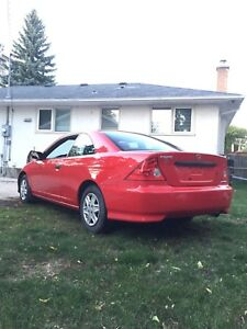 !!! 2005 HONDA CIVIC !!! (Special edition)