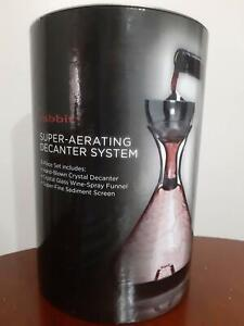 Rabbit Super Aerating Decanter Chester Hill Bankstown Area Preview