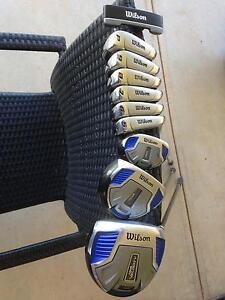 Wilson golf clubs Loxton Loxton Waikerie Preview