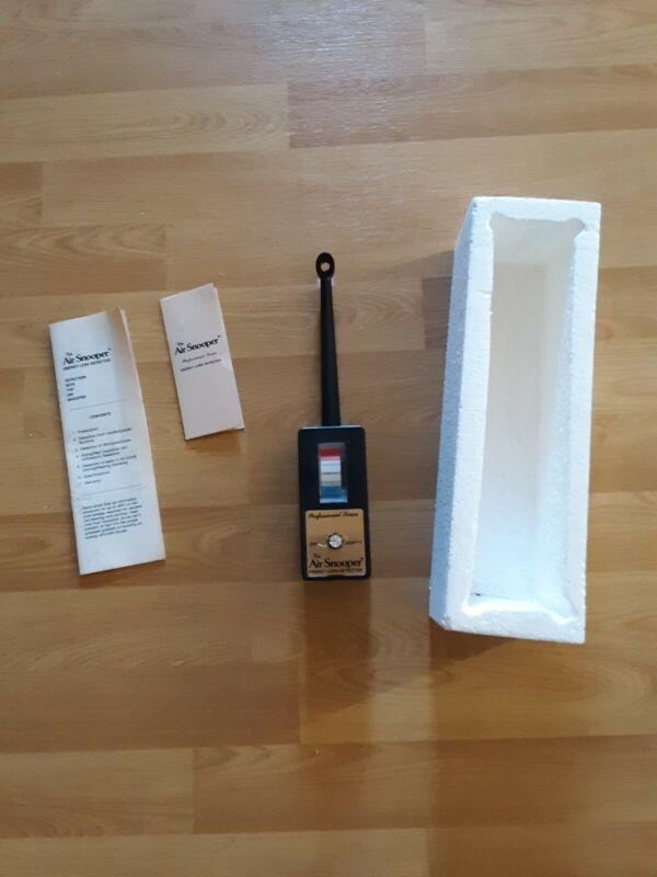 The Air Snooper Energy Loss Detector