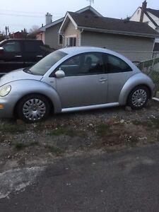 Vw diesel Beetle