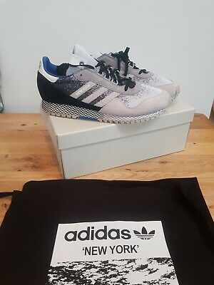 Adidas Consortium x Hanon New York 'Dark Storm' Ltd Ed BNIB UK10