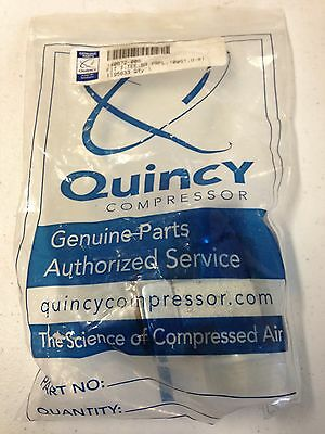 Quincy Air Compressor O-ring 100 St Prefilter Br Tee Fit T 140672-006 New
