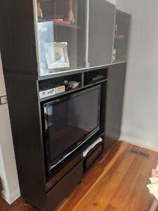 TV unit, Display cabinet, Kitchen table bundle!