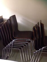 Cafe style chairs and tables Rochedale South Brisbane South East Preview