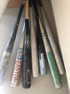 Bats for sale. $5 each
