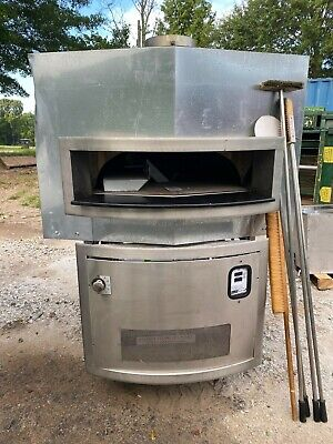 Wood Stone Mt Baker Ws-ms-6 Natural Gas Stone Hearth Pizza Oven Whood