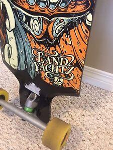 Landyachtz 9two5 longboard