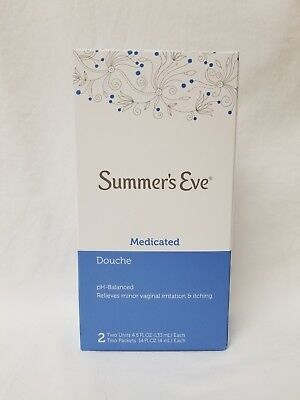 Summer's Eve Medicated Douche (2 Units)