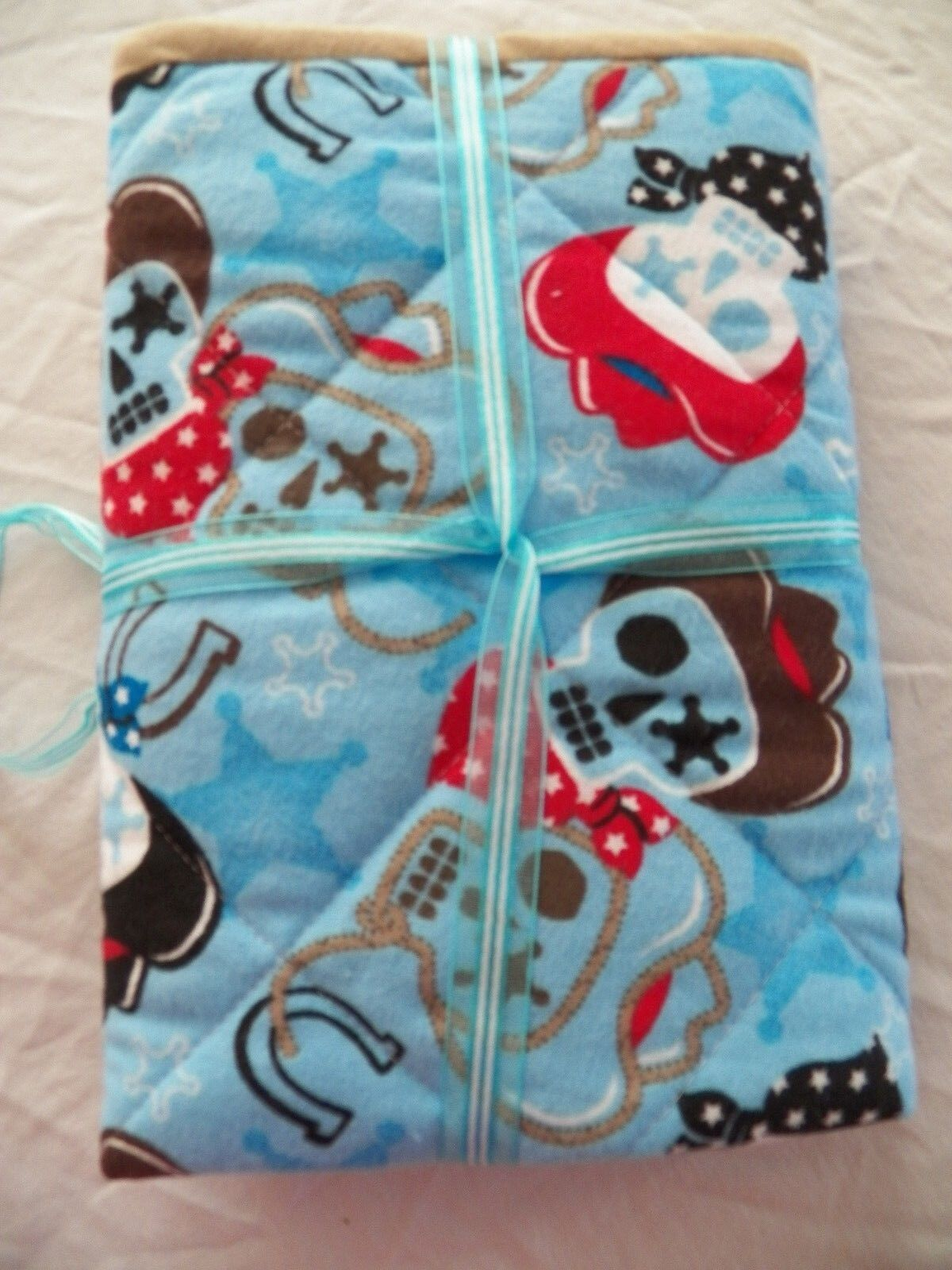 BABY CHANGING PAD Portable Diaper Travel Mat Cotton Washable Padded Handmade NEW