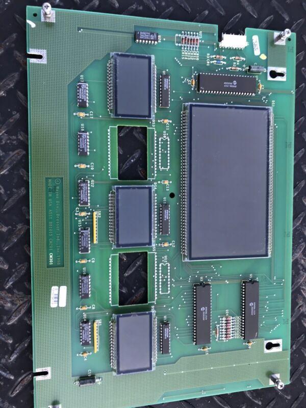Dresser Wayne 881015-R03 VISTA Main LCD Display Board 3 Product