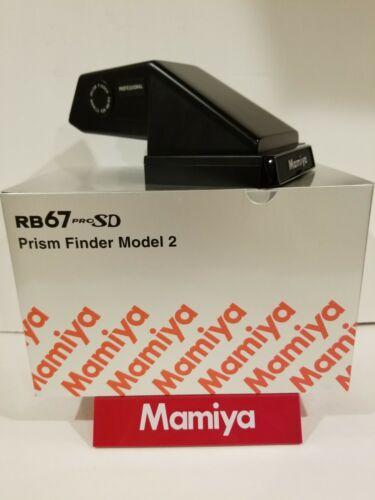 Mamiya RB / RZ MODEL 2 PRISM FINDER