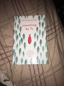 Counting by 7's Book